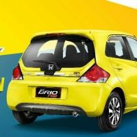 Rear bumper garnish Honda BRIO RS special edition