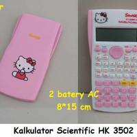 Kalkulator Scientific HK3502