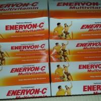 Enervon-C Tablet isi 4 1Box