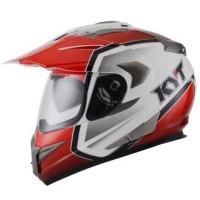 Helm KYT Enduro Supermoto FullFace Super Moto