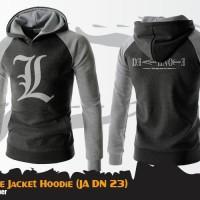 Jaket Death Note Lawliet L Special Hoodie (JA DN 23)