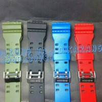 STRAP WATCH TALI JAM CASIO G-SHOCK GA 100 110 120 300 G GD GR GW 8900
