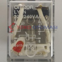 Relay Omron LY2N AC220-240