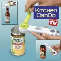 Jual Alat Pembuka Tutup Botol Kaleng Dapur / Kitchen Can Do Opener 7 in 1 Murah