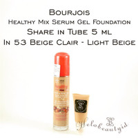 Share in Tube 5ml Bourjois Healthy Mix Serum in 53 Beige Clair