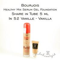 Share in Tube 5ml Bourjois Healthy Mix Serum in 52 Vanille