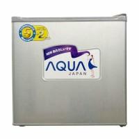 Jual Portable Fridge / Kulkas Mini Aqua AQRD 50F Murah