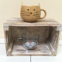 harga Gelas kucing dan keramik cat mug beli dua lebih hemat Tokopedia.com