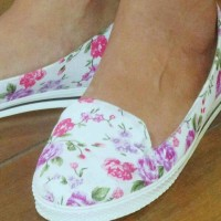 harga Sepatu Santai Wanita | Big Size | IMPULSE FF-18 Tokopedia.com