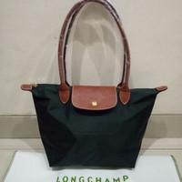 Longchamp Le Pliage Classic Small Long Handle