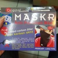 Maskr Masker Carbon Panjang Proscraft Long