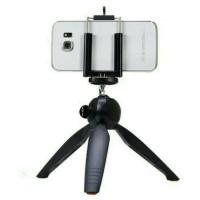 Jual Tripod Mini Yunteng YT-228 Kecil Stand HP Kamera Unik Holder U Murah Murah