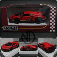 Diecast Kinsmart Lamborghini Veneno