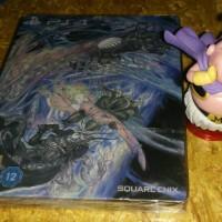 harga (New) BD GAME PS4 Final Fantasy XV Deluxe Edition Steelcase R2 Tokopedia.com