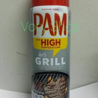 PAM Grill Cooking Spray