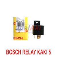 Bosch Relay 12V Kaki 5 Original (87)