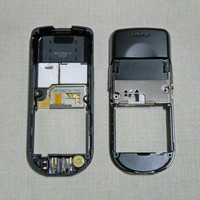 Tulang / Back Cover Nokia 8800 Sirocco Black Original