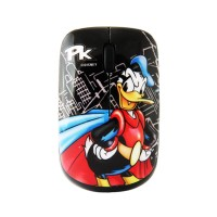 Disney Wireless Mouse Blue Optic Donald Super Limited