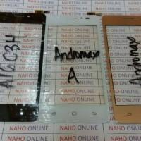 Touchscreen/layar sentuh/layar kaca andromax A/A16C3H