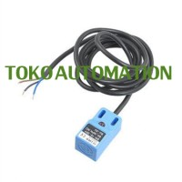 ROKO Metal Proximity Sensor Detector Deteksi Logam Inductive Switch