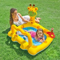 Kolam Renang Anak / Bayi INTEX ( Smiley Giraffe Baby Pool )