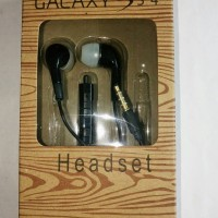 Headset/Hansfree/Earphone/Head Set Samsung