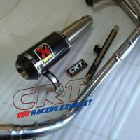 Harga KNALPOT RACING NINJA 250cc karbu fi  | DEMO GRABTAG
