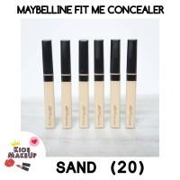 MAYBELLINE FIT ME CONCEALER SAND (20)