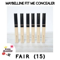MAYBELLINE FIT ME CONCEALER FAIR (15)