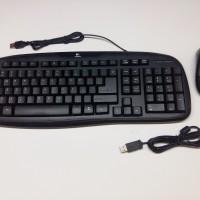 Keyboard dan Mouse Logitech Kualitas OEM