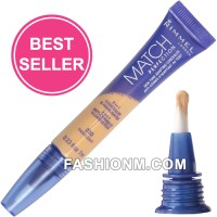 RIMMEL Match Perfection Skin Tone Adapting Concealer - Fair/Light