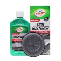 Turtle Wax Trim Restorer Liquid / restorasi warna hitam pada mobil