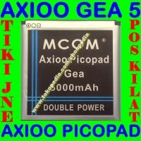Baterai Axioo Picopad 5 GEA MCOM M COM Batrai Batre Battery Batere