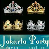 king And Queen Crown / Mahkota Raja Dan Ratu / Mahkota Ultah