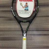 raket tenis wilson nemesis power 110 + senar dan cover