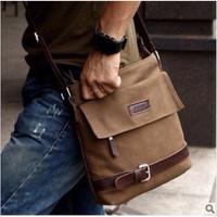 harga Tas Selempang Pria Kanvas Import / Sling Bag S820 Tokopedia.com