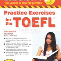 Barron's Practice Exercises for the TOEFL 7th Edition