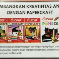 Jual Kertas Craft Papercraft Level 1 - 3 Murah
