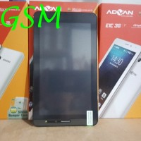 (READY STOK) TABLET ADVAN E1C RAM 1GB , DUAL GSM JARINGAN 3G