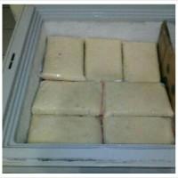daging durian medan beku