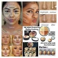 MN foundation Concealer / foundation wajah make up artis
