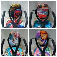 kursi boncengan anak di motor matic / promo tempat duduk anak