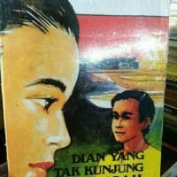 novel DIAN YANG TAK KUNJUNG PADAM