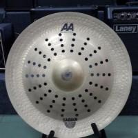 "Sabian Cymbal AA Holy China 21"""