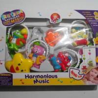 Jual baby play gym / mainan musik gantung bayi / anak edukatif / playgym Murah