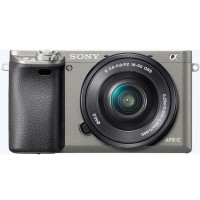 Sony A6000/ILCE-A6000L/A6000L/6000L with 16-50mm lens Graphite Gray