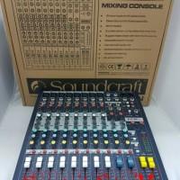 harga Mixer Soundcraft Epm8 ( 8 Channel ) Original Tokopedia.com