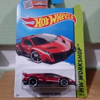 HOT WHEELS - Lamborghini Veneno