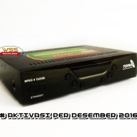 Decoder TOPAS TV (C-BAND) - HDMI Port Ready PROMO ALL CHANNEL 2 TAHU