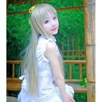 Wig Menma Anohana RsW Import Taobao Wig Cewek Cosplay